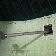 Suma AMX Agitator - Inside Tank View