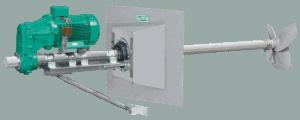 Suma FR-30 Agitator for Biogas & Wastewater