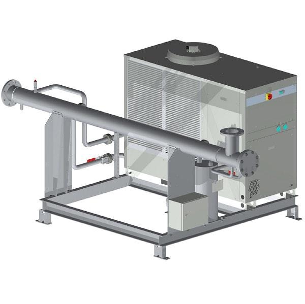 Biogas Chiller