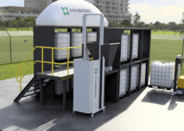 MMAD Biogas System
